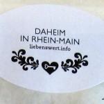 Daheim in Rhein-Main