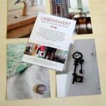 Die Postkarten zum Bildband Liebenswert - Wohnen in Rhein Main