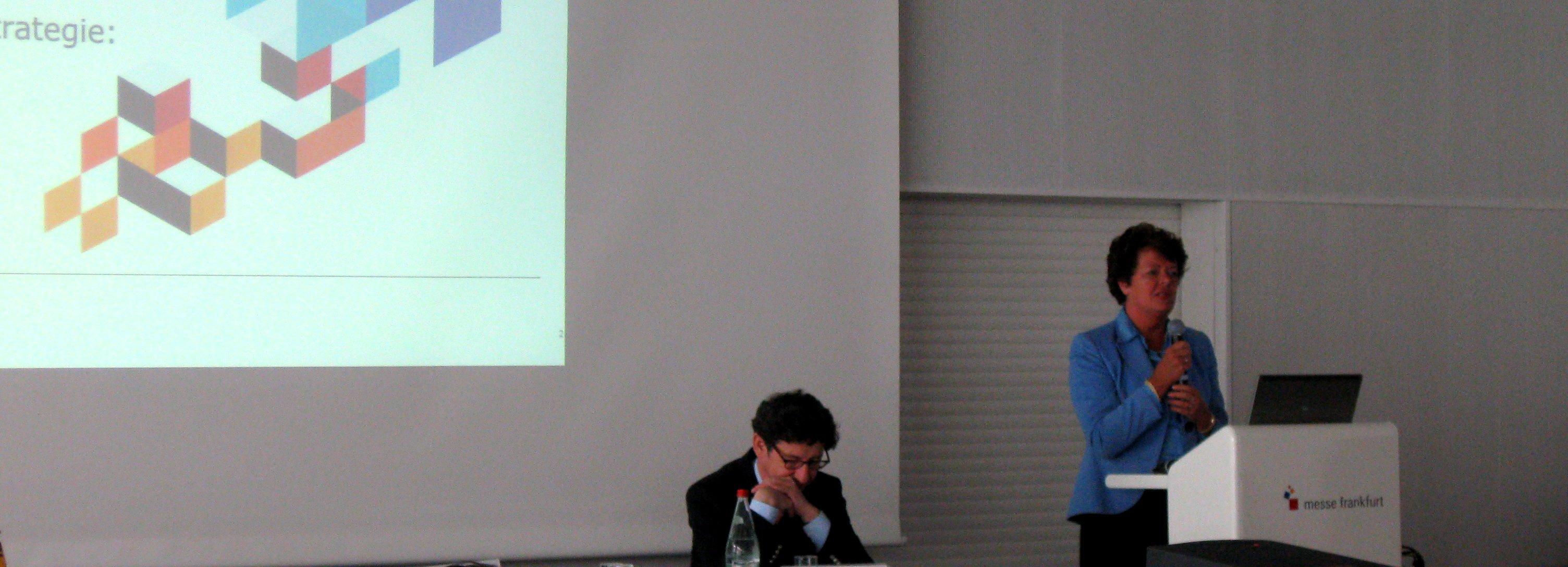 Sabine Graumann von TNS Infratest