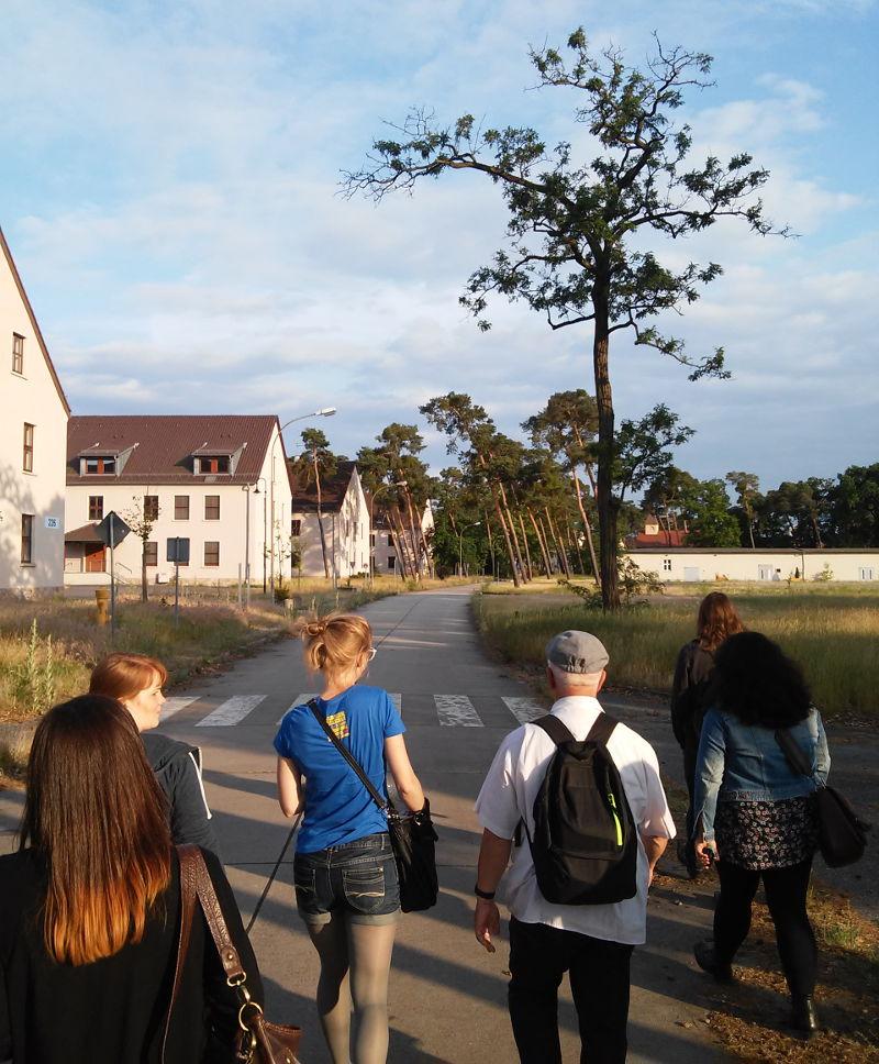 #schiller2go #walk, ein transmediales Angebot  des Nationaltheaters Mannheim in Kooperation mit den Instagramers Mannheim